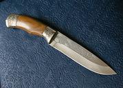 Нож туристический Герб России