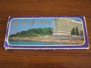 Сочи. Комплект из 18 цветных открыток времен СССР