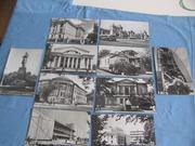 Набор - 10 открыток с видами г. Саратова 1972 г.