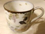 Кофейная чашечка японского фарфора 19в.